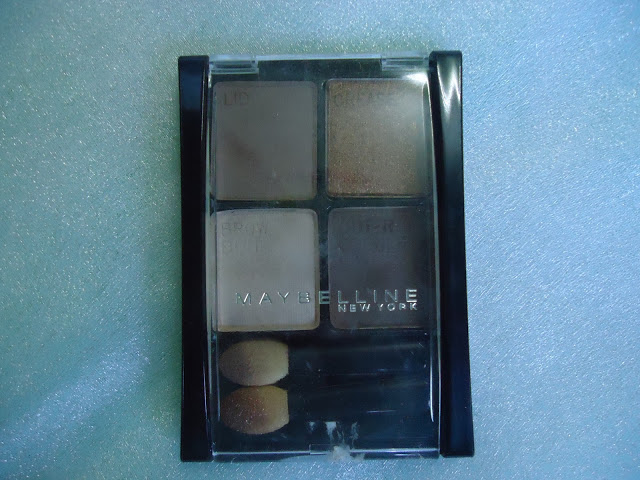 DSC07388 Maybelline Chai Latte Quad Review, Swatches
