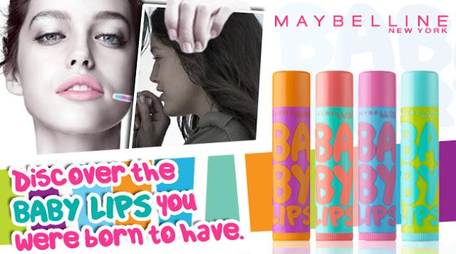 babylips 1 Maybelline Baby Lips Lip Balm Info