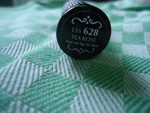 DSC01824 NYX Round Lipstick in Tea Rose Review,Swatches and Reccos