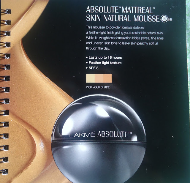 DSC02834 Lakme ABSOLUTE Range Info, Pictures