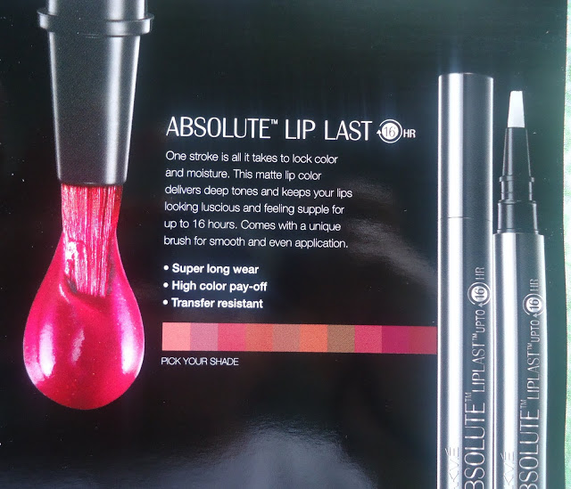 DSC02841 Lakme ABSOLUTE Range Info, Pictures