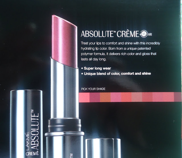 DSC02844 Lakme ABSOLUTE Range Info, Pictures