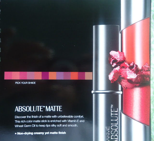 DSC02845 Lakme ABSOLUTE Range Info, Pictures