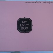 April My Envy Box Review