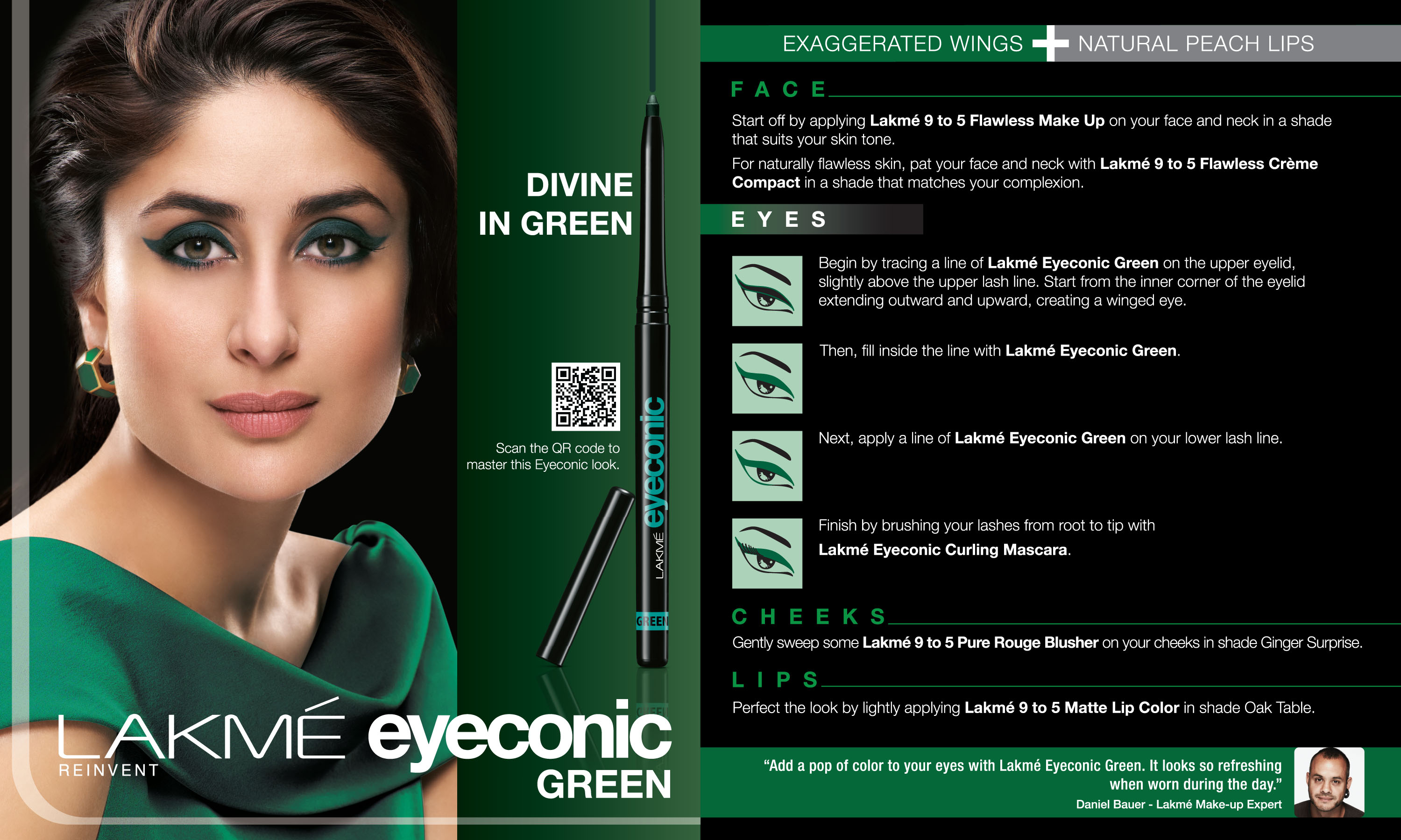 Lakmé presents 5 D.I.Y. looks with the new Eyeconic shades ...