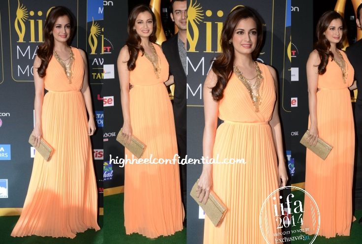 fashion for gallery: Who Wore What- IIFA Awards 2014