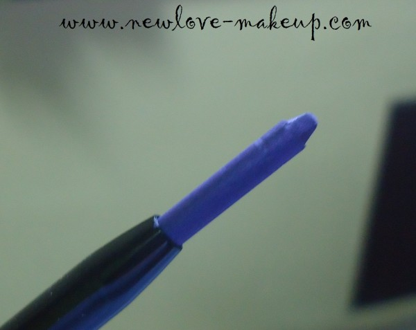 DSC00259 600x477 Avon Glimmersticks Ultra Brights Eyeliner Purple Punch Review, Swatches, EOTD