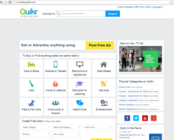 How You Can #ShopQuikr on Quikr.com