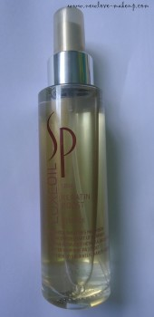 Wella SP Luxe Keratin Boost Essence Leave in Treatment Review