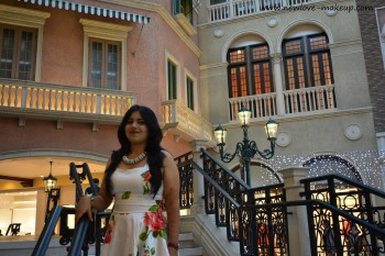 OOTD: A Memorable Day at The Venetian,Macao, Indian Fashion Blog, Outfit Posts, Indian Travel Blog