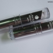 Lakme Absolute Sculpt Studio Hi-Definition Matte Lipsticks Pink Caress and Tangerine Lush Review,Swatches