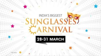 Summer Sunglasses Carnival by Lenskart.com