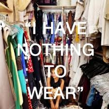 Wardrobe Full of Clothes But Nothing To Wear?