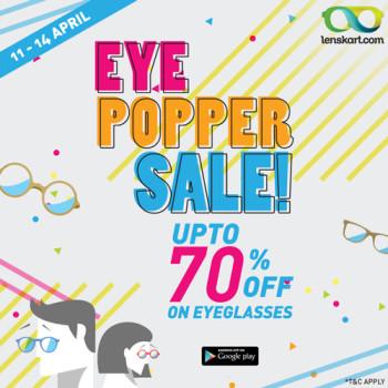 Lenskart Eye Popper Sale,Indian Fashion Blog
