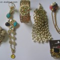 Beautiful Jewellery from Confusion Fashion Accessories, Indian Fashion Blogger, Bridal Jewellery, Accessories