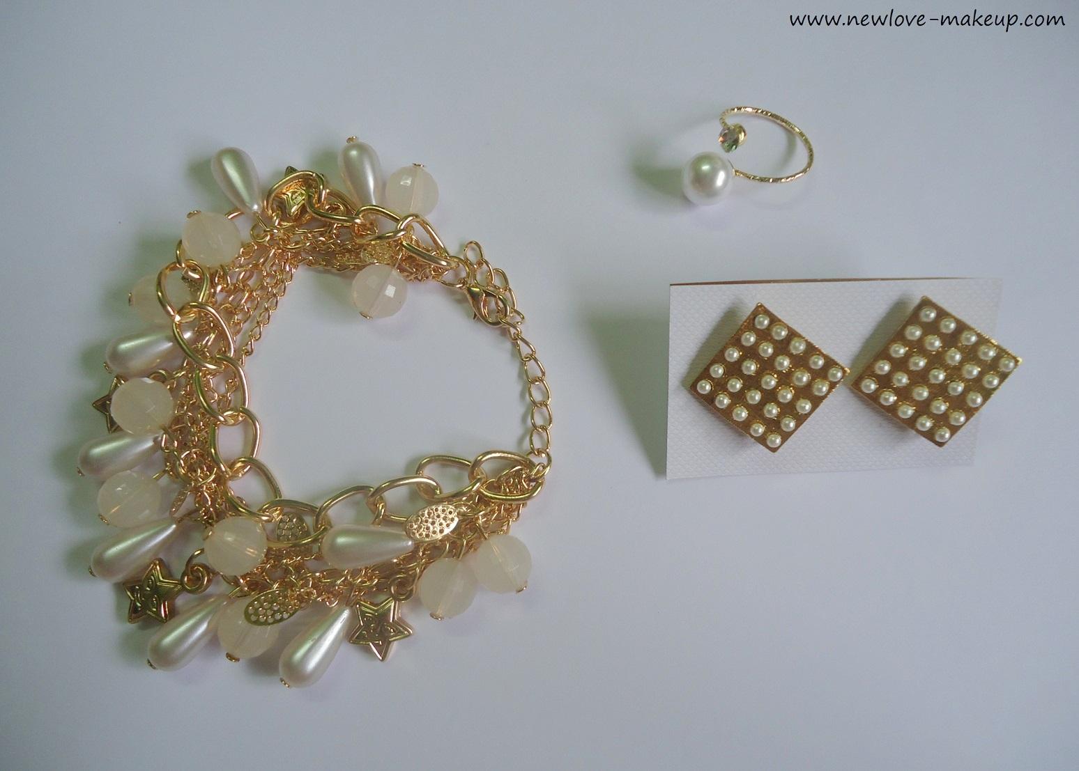 ae71bb523 Jewellery Haul from La Elegante' | New Love - Makeup