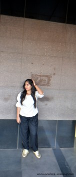 OOTD: I Am Back :) Monochrome and Androgynous Outfit, Indian Fashion Blog, Vans Shoes, StalkBuyLove