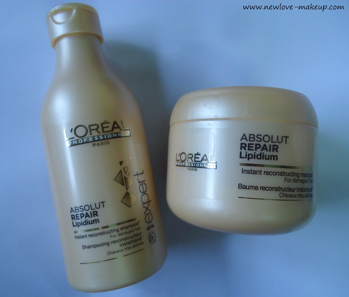 L Oreal Professionnel Absolut Repair Lipidium Shampoo d0ef375ad8