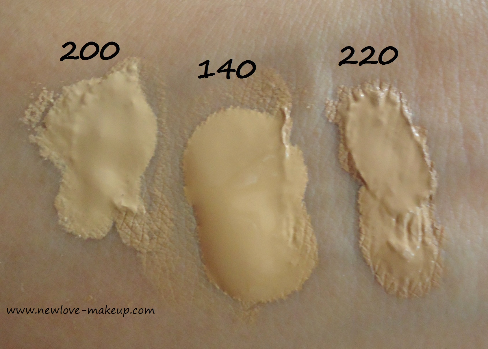 how to choose foundation shade for wheatish skin