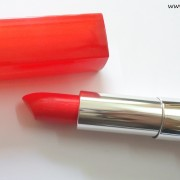 Maybelline Rebel Bouquet Lipstick REB04 Review, Swatches
