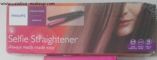 Philips HP8302/00 Selfie Straightener Review