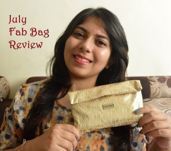 July Red Carpet Fab Bag Review & Discount Coupon, Youtube Video