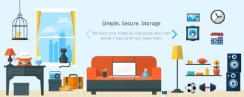 How BoxMySpace can Help Declutter Home