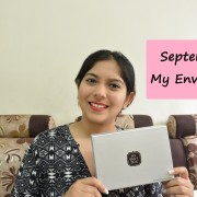 September 2015 My Envy Box Review, Indian Beauty and Makeup Blog