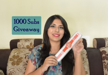 Indian Youtuber Giveaway, Swatch Watch Giveaway, Indian Giveaway, Youtube India