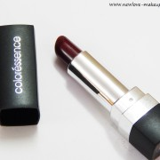Coloressence Mesmerizing Lip Color Moods in Maroon Review, Swatches, Indian Makeup Blog