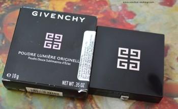 Givenchy Poudre Lumière Originelle & Le Prisme Blush Review, Swatches, Indian Makeup and Beauty Blog
