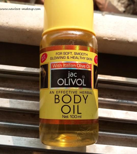 Natural Body Oils For Skin
