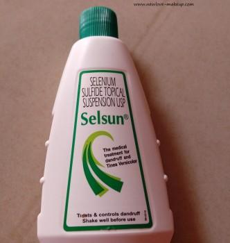 Selsun Selenium Sulfide Topical Suspension Shampoo Review, Anti Dandruff Shampoo India