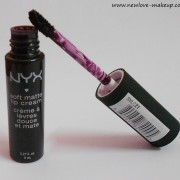 NYX Soft Matte Lip Creme Transylvania Review, Swatches, Indian Makeup and Beauty Blog