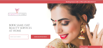 Review & Experience: VanityCube Services, Indian Makeup and Beauty Blog, Bombay blogger