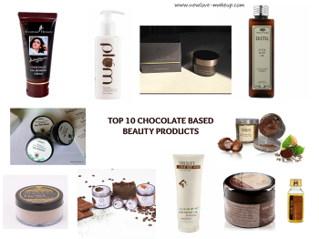 Top 10 Chocolate Based Beauty Products in India, Prices, Buy Online, Indian Makeup and Beauty Blog