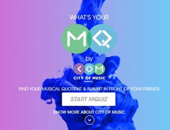 What's You MQ & All About #CityOfMusic