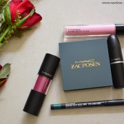 MAC Cosmetics India New Launches, Reviews, FOTD, Zac Posen Collection, Flamingo Park Collection, Modern Twist Kajal, Versicolour Stain