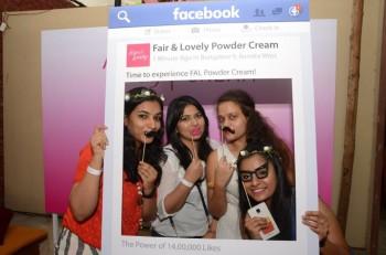 Fair & Lovely New Powder Cream Launch