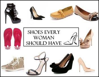 10 Shoes Every Woman Should Own, Indian Fashion Blog,Lifestyle Blog