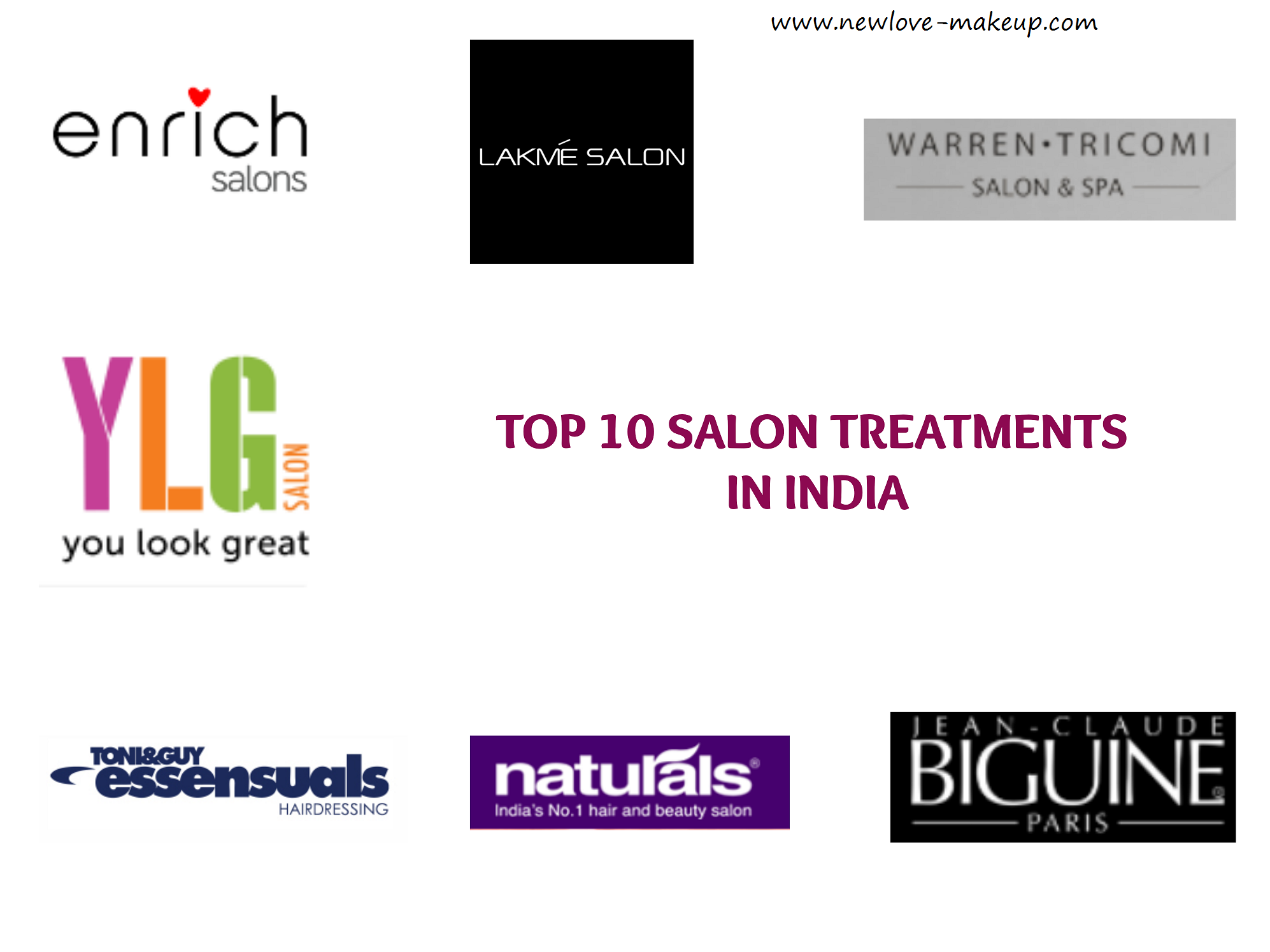 Top 10 Must Try Salon Treatments In India Prices Details New Love Makeup If you are, then this is the choice that you should definitely. new love makeup
