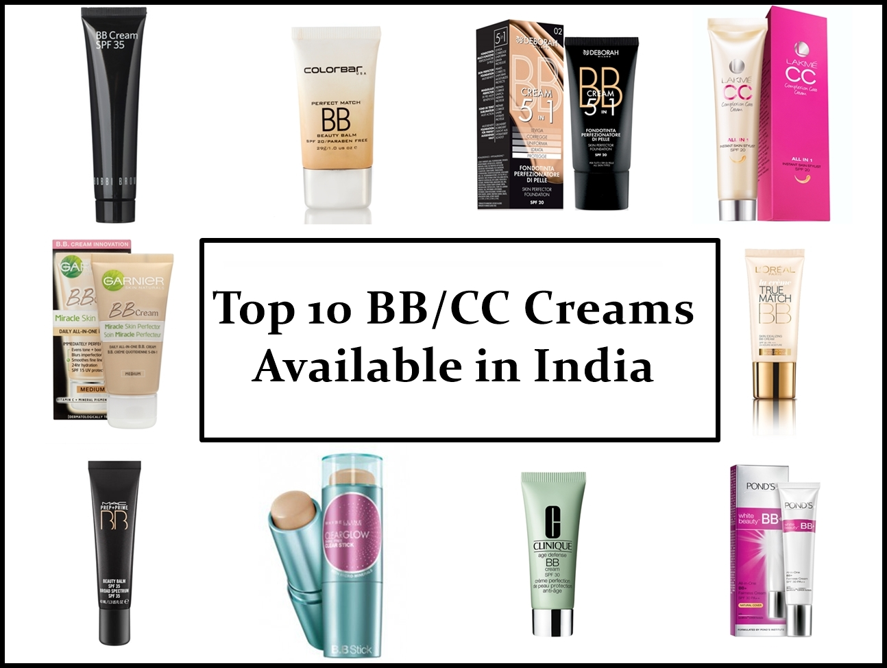 Top 10 Bb Cc Creams In India Prices Buy Online New Love Makeup Acnes Uv Tint Spf 35