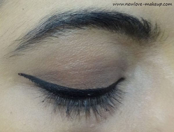 Maybelline Master Precise Liquid Eyeliner Noir Black Review, Swatches