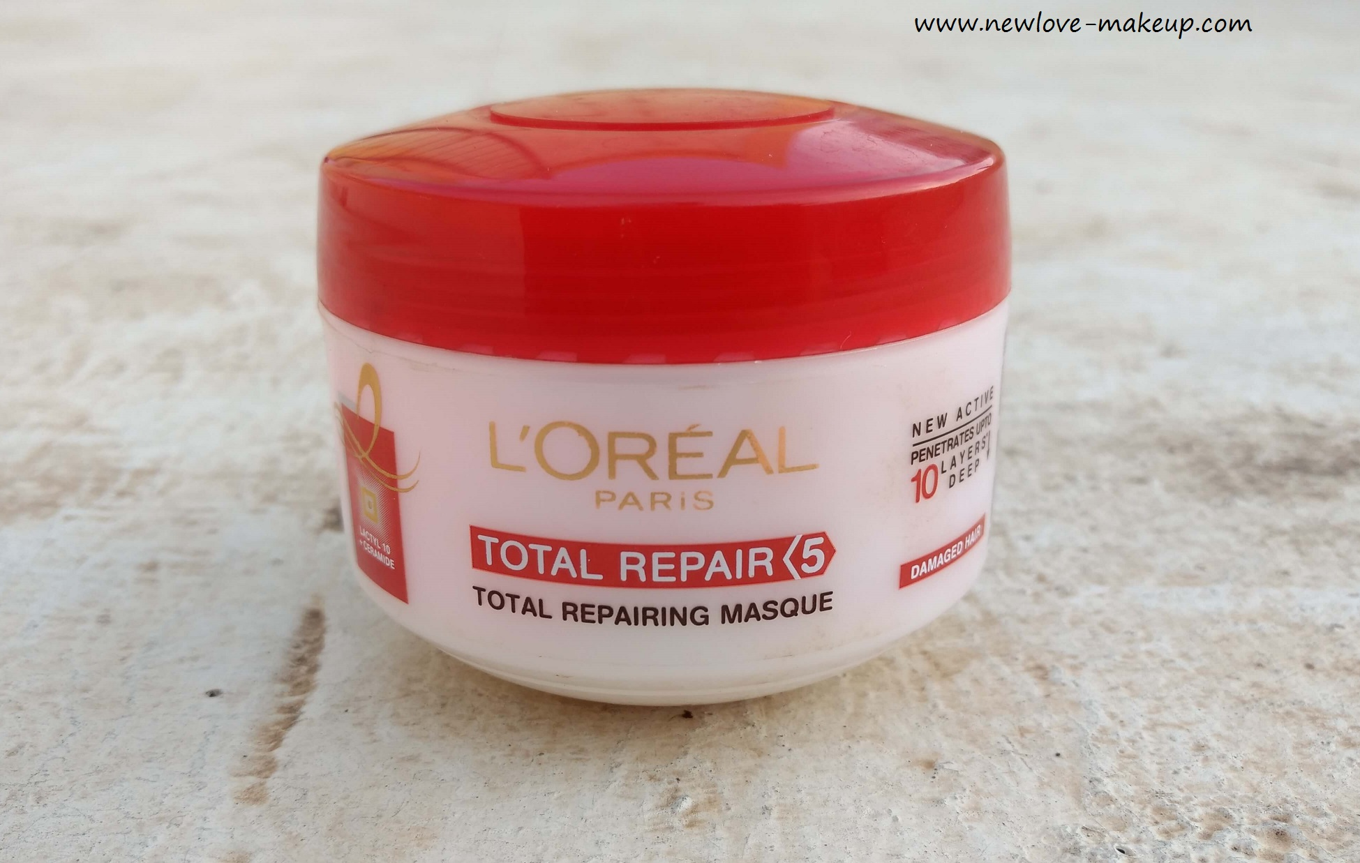 L Oreal Paris Total Repair 5 Hair Masque Review