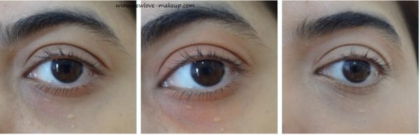 mac studio finish skin corrector pure orange review