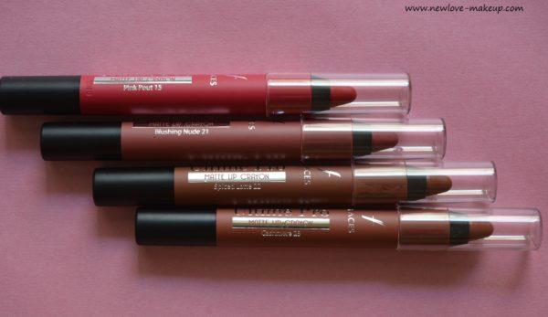 Buy Faces Canada Ultime Pro Matte Lip Crayon Blushing Nude