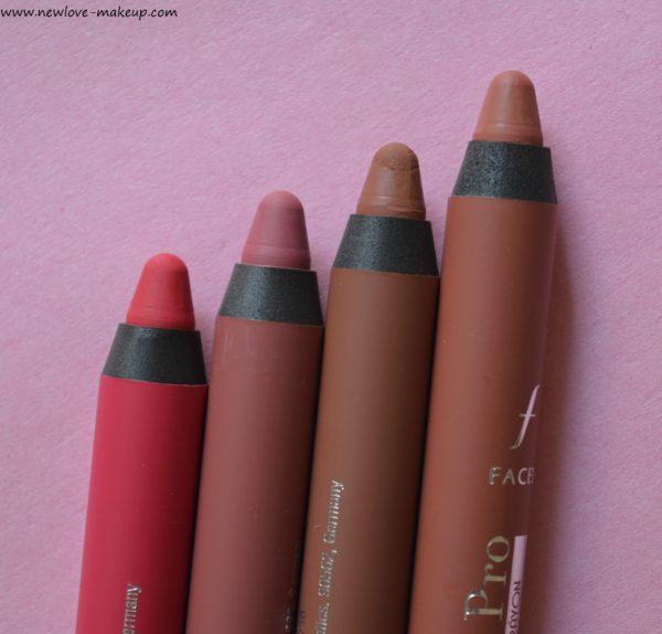 Faces Ultime Pro Matte Lip Crayon Reviews, Ingredients