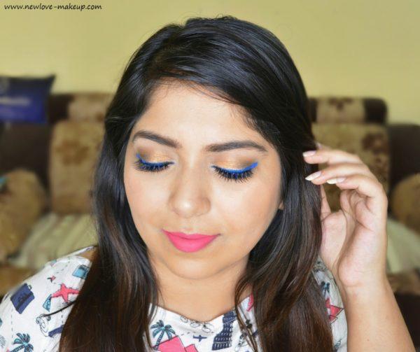 Indian Summer Makeup Tutorial