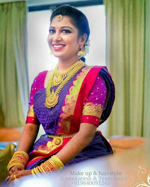 Best Bridal Makeup Artists in Chennai, Prices, Contact Details