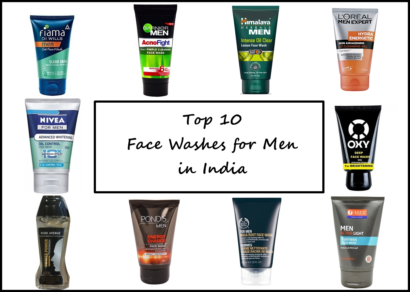 Top 10 Face Washes For Men In India Prices Buy Online Ponds Energy Charge Cream 20ml